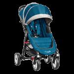 BABY JOGGER Kočík City Mini 4 kolesá - Teal/Gray