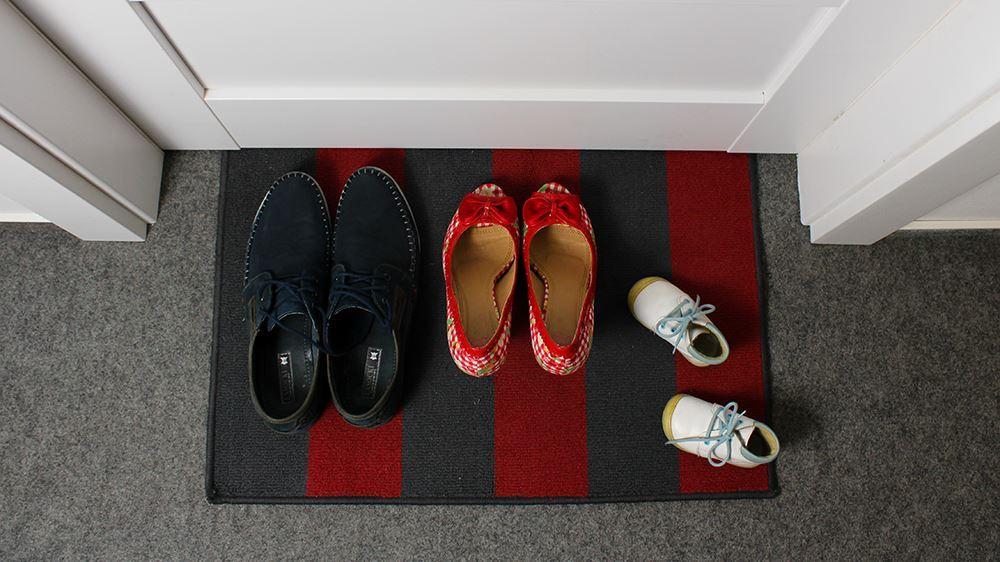 ako oznámiť tehotenstvo - topánočky