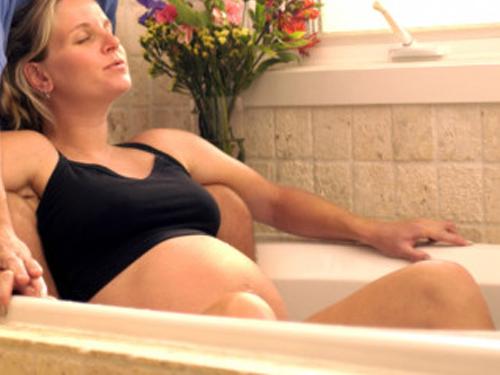 horúce kúpele, pobyt v saune či pare