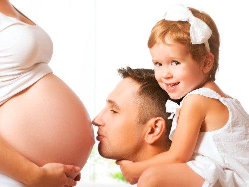 38. týden těhotenství