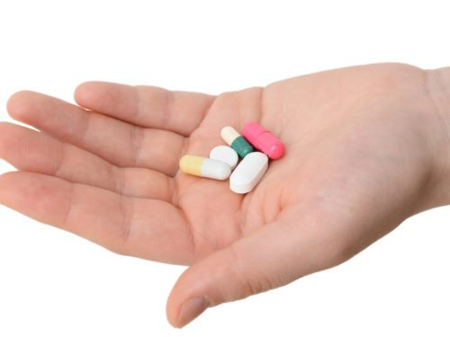 předepisované léky