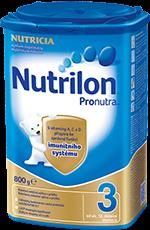 NUTRILON 3 ProNutra